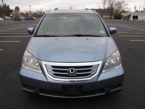 2008 Honda Odyssey for sale at Iron Horse Auto Sales in Sewell NJ