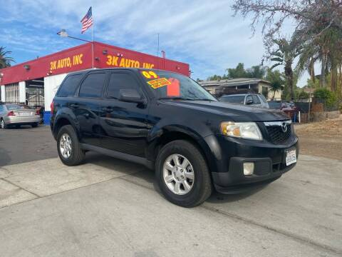 2009 Mazda Tribute for sale at 3K Auto in Escondido CA