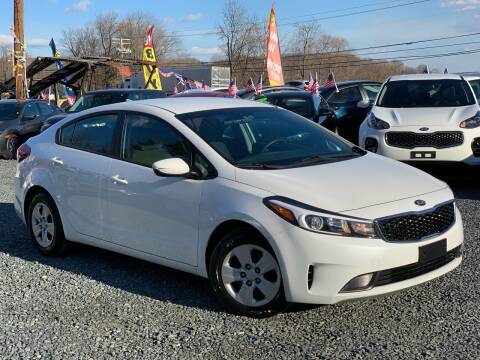 2018 Kia Forte for sale at A&M Auto Sales in Edgewood MD