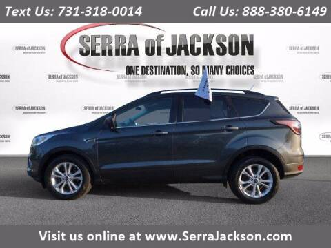 2018 Ford Escape for sale at Serra Of Jackson in Jackson TN