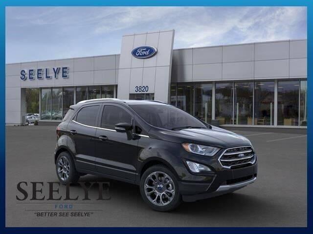 2021 Ford EcoSport for sale in Kalamazoo, MI