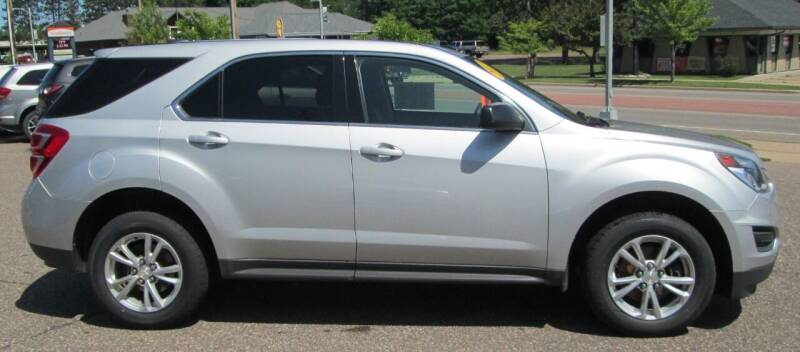 2017 Chevrolet Equinox for sale at The AUTOHAUS LLC in Tomahawk WI