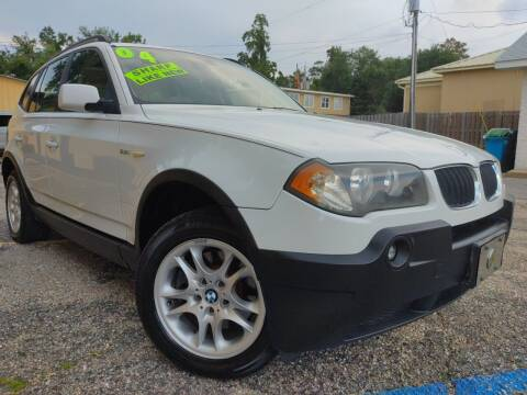 2004 BMW X3 for sale at The Auto Connect LLC in Ocean Springs MS