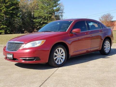 2013 Chrysler 200 for sale at Tyler Car  & Truck Center in Tyler TX
