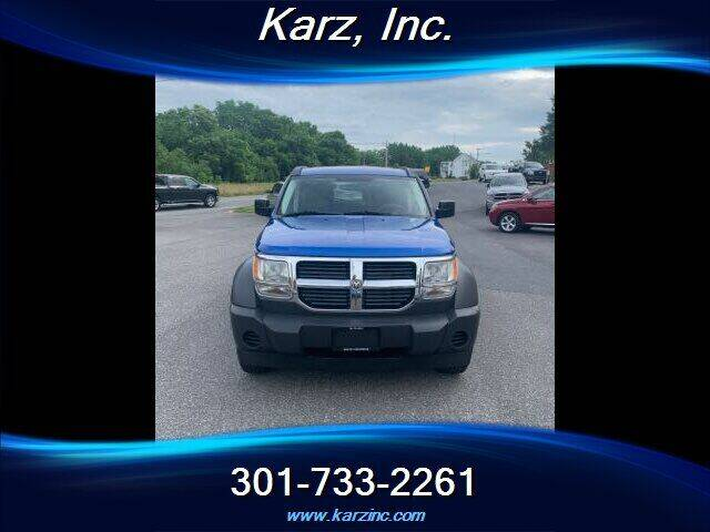 2007 Dodge Nitro for sale at Karz INC in Funkstown MD