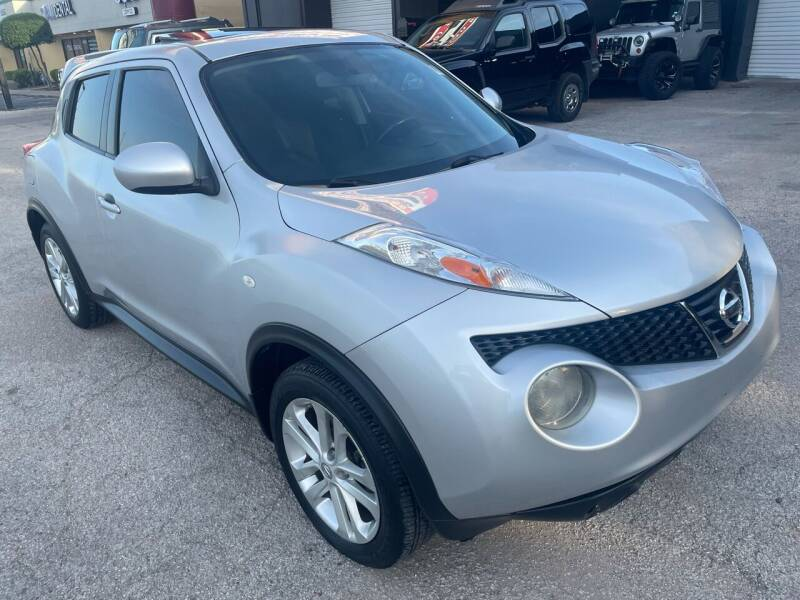 2013 Nissan JUKE for sale at Austin Direct Auto Sales in Austin TX