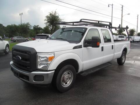 2016 Ford F-250 Super Duty for sale at Blue Book Cars in Sanford FL