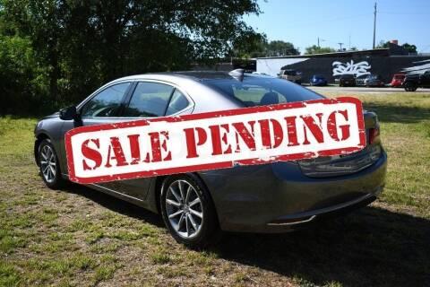 2018 Acura TLX for sale at STS Automotive - Miami, FL in Miami FL