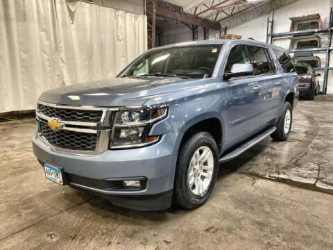 2016 Chevrolet Suburban for sale at Waconia Auto Detail in Waconia MN