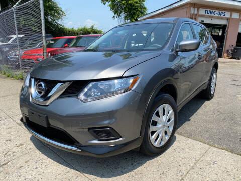 2016 Nissan Rogue for sale at Seaview Motors and Repair LLC in Bridgeport CT