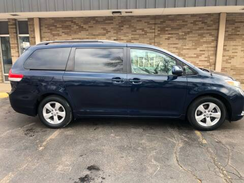2011 Toyota Sienna for sale at Arandas Auto Sales in Milwaukee WI