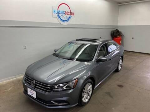 2018 Volkswagen Passat for sale at WCG Enterprises in Holliston MA
