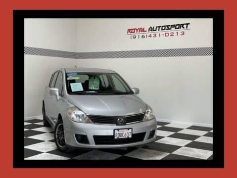 2007 Nissan Versa for sale at Royal AutoSport in Sacramento CA