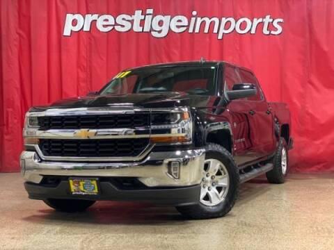 2017 Chevrolet Silverado 1500 for sale at Prestige Imports in Saint Charles IL