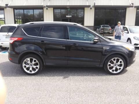 2014 Ford Escape for sale at DOUG'S AUTO SALES INC in Pleasant View TN