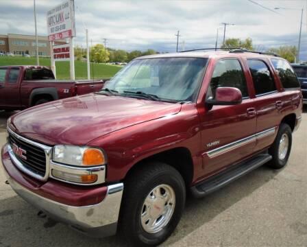 2001 GMC Yukon for sale at AutoLink LLC in Dayton OH