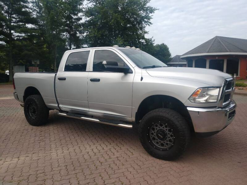 2016 RAM Ram Pickup 2500 for sale at CARS PLUS in Fayetteville TN
