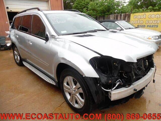 2008 Mercedes-Benz GL-Class for sale at East Coast Auto Source Inc. in Bedford VA