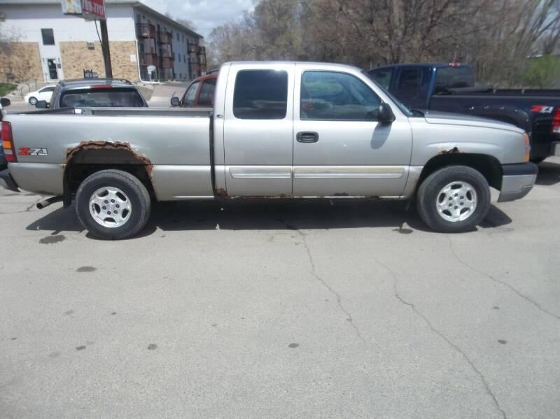 2003 Chevrolet Silverado 1500 for sale at A Plus Auto Sales/ - A Plus Auto Sales in Sioux Falls SD