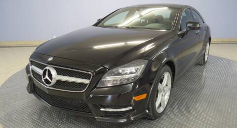 2013 Mercedes-Benz CLS for sale at Hagan Automotive in Chatham IL