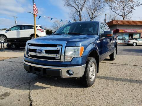2013 Ford F-150 for sale at Lamarina Auto Sales in Dearborn Heights MI