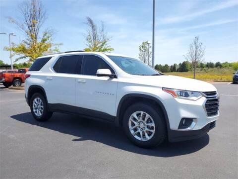 2018 Chevrolet Traverse for sale at Southern Auto Solutions - Lou Sobh Kia in Marietta GA