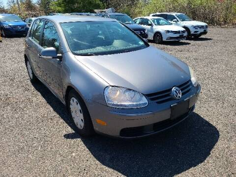 2008 Volkswagen Rabbit for sale at BETTER BUYS AUTO INC in East Windsor CT
