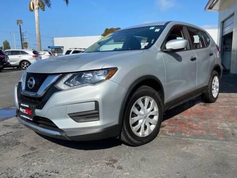 2017 Nissan Rogue for sale at Auto Max of Ventura in Ventura CA