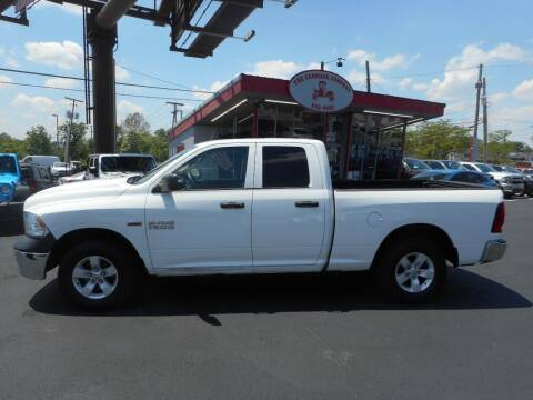 2014 RAM Ram Pickup 1500 for sale at The Carriage Company in Lancaster OH