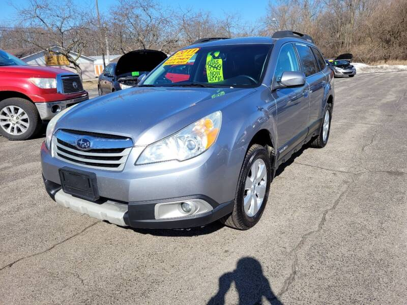 2011 Subaru Outback for sale at Murdock Used Cars in Niles MI