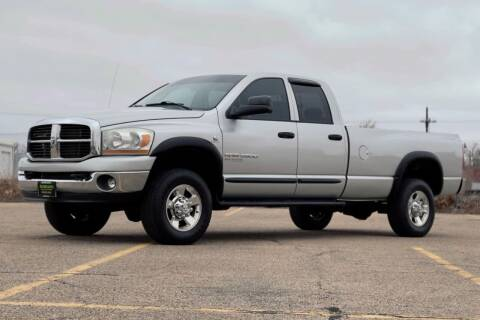 2006 Dodge Ram Pickup 2500 for sale at Island Auto Off-Road & Sport in Grand Island NE