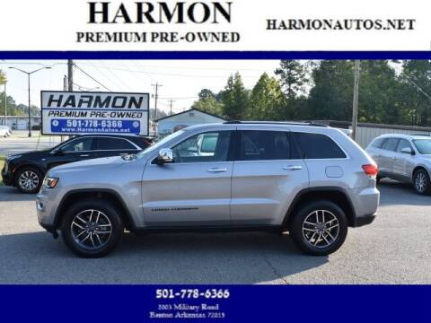 2019 Jeep Grand Cherokee for sale at Harmon Premium Pre-Owned in Benton AR