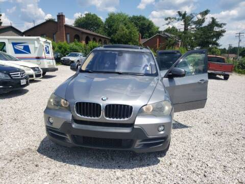 2009 BMW X5 for sale at Rash Automotive Used Cars Sales & Service in Weirton WV