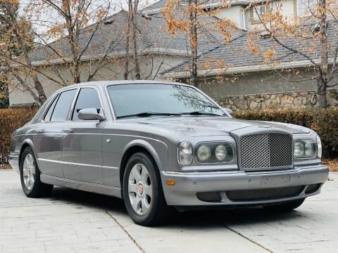 2000 Bentley Arnage for sale at Avanesyan Motors in Orem UT
