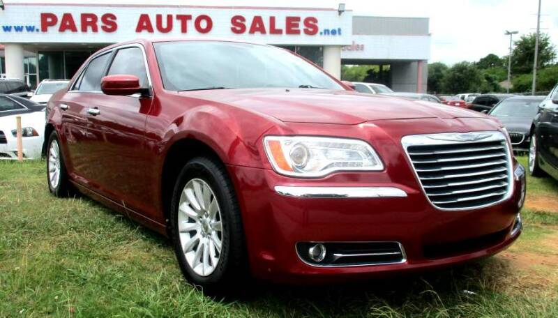 2013 Chrysler 300 for sale at Pars Auto Sales Inc in Stone Mountain GA