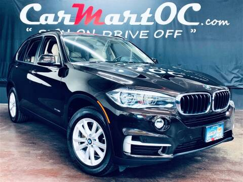 2014 BMW X5 for sale at CarMart OC in Costa Mesa, Orange County CA