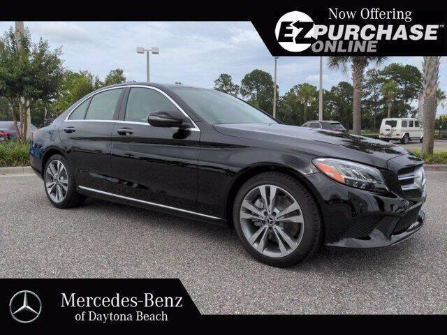 2021 Mercedes-Benz C-Class for sale in Daytona Beach, FL