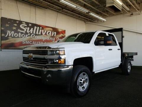 2017 Chevrolet Silverado 2500HD for sale at SULLIVAN MOTOR COMPANY INC. in Mesa AZ