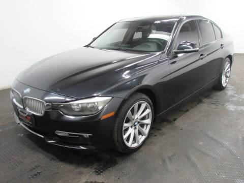 2013 BMW 3 Series for sale at Automotive Connection in Fairfield OH