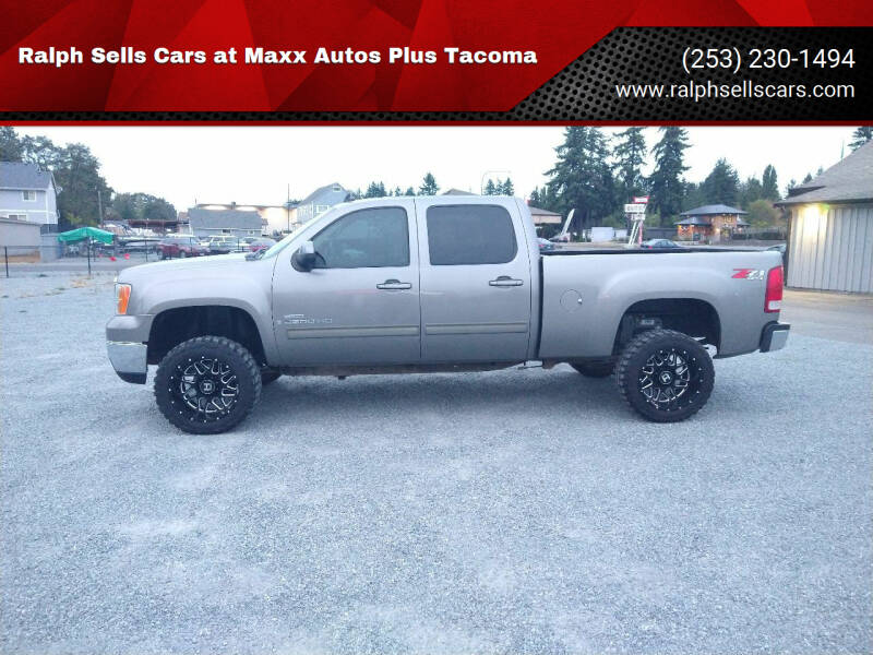 2008 GMC Sierra 2500HD for sale at Ralph Sells Cars at Maxx Autos Plus Tacoma in Tacoma WA
