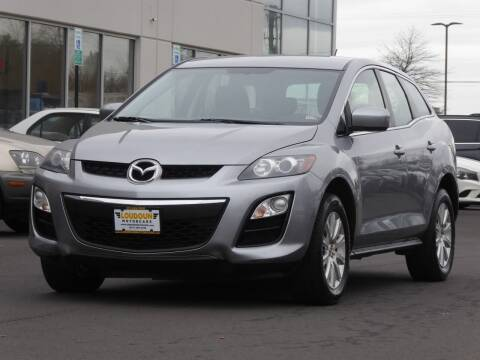 2012 Mazda CX-7 for sale at Loudoun Motor Cars in Chantilly VA