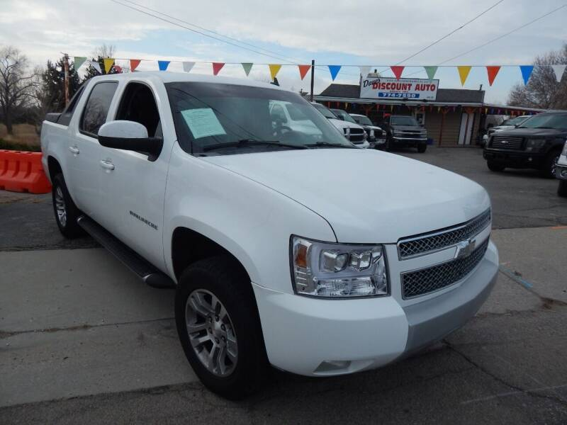 2010 Chevrolet Avalanche for sale at Dave's discount auto sales Inc in Clearfield UT