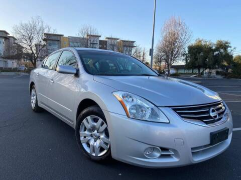 2011 Nissan Altima for sale at Chase Remarketing in Fremont CA