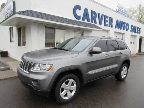 2012 Jeep Grand Cherokee for sale at Carver Auto Sales in Saint Paul MN