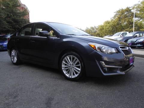 2016 Subaru Impreza for sale at H & R Auto in Arlington VA