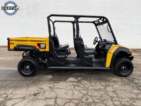 2019 Caterpillar CUV105 D for sale at Smart Chevrolet in Madison NC