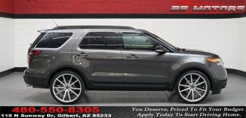 2015 Ford Explorer for sale at B5 Motors in Gilbert AZ
