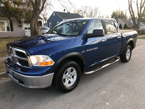 2011 RAM Ram Pickup 1500 for sale at CPM Motors Inc in Elgin IL