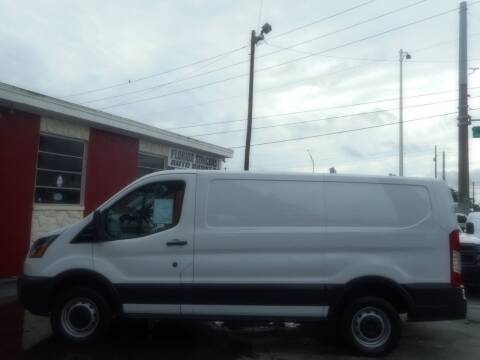 2015 Ford Transit Cargo for sale at Florida Suncoast Auto Brokers in Palm Harbor FL