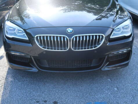 2017 BMW 6 Series for sale at Southern Auto Solutions - BMW of South Atlanta in Marietta GA